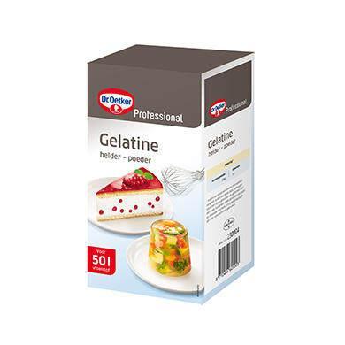 Dr. Oetker Professional Gelatinepoeder - 1 kg