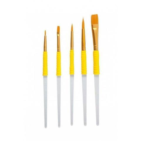 PME Craft brushes - set van 5
