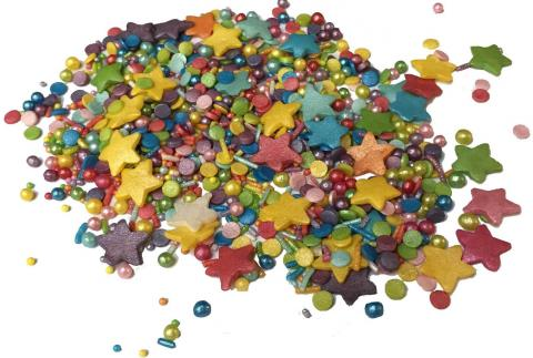 Sprinkletti - Regenboog 100 g
