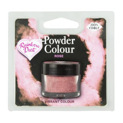 Rainbow Dust Kleurpoeder - Rose