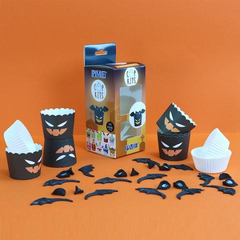 PME Cup kit - Halloween vleermuis