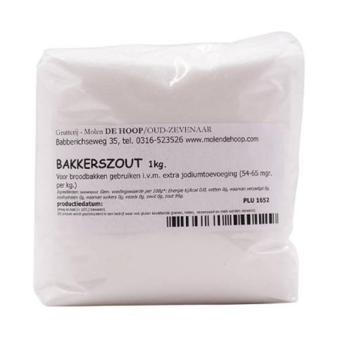 Molen de Hoop Bakkerszout - 1 kg