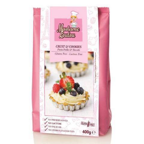 Madame Loulou Glutenvrije koekjesmix - 400 g