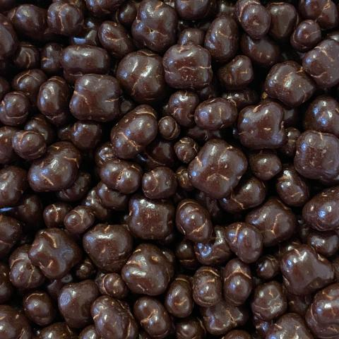 Scrumptious Pure chocoladerotsjes - Mintsmaak 70 g