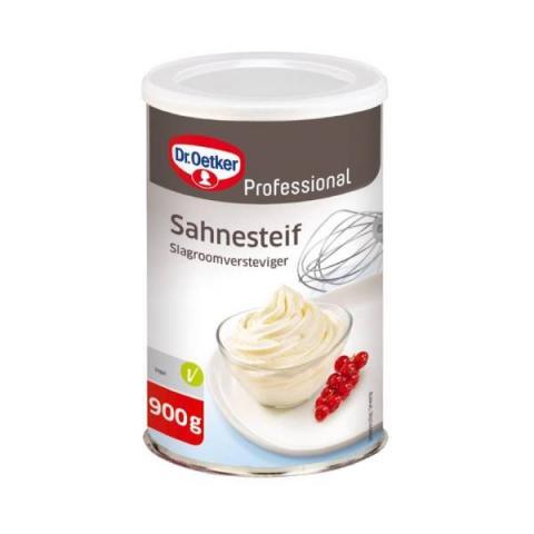Dr. Oetker Professional Slagroomversteviger - 900 g