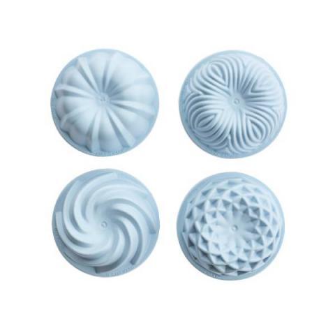 Nordic Ware Frozen Mini Bundts - 2 stuks