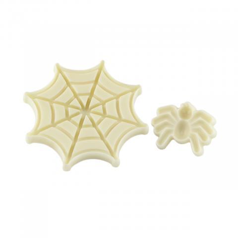 JEM Pop It - Halloween spin & web set van 2