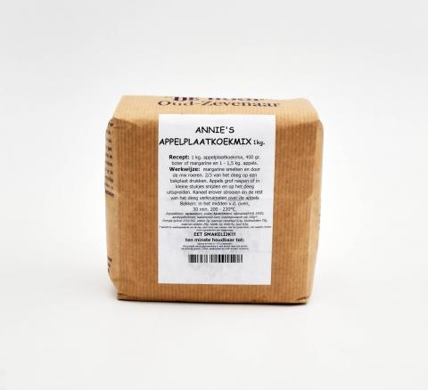 Molen de Hoop - Annie's appelplaatkoekmix 1 kg