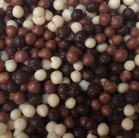 Scrumptious Crispearls mini mix 65 g