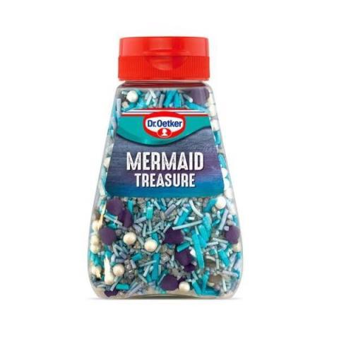 Dr. Oetker Mermaid treasue sprinkles - 115 g