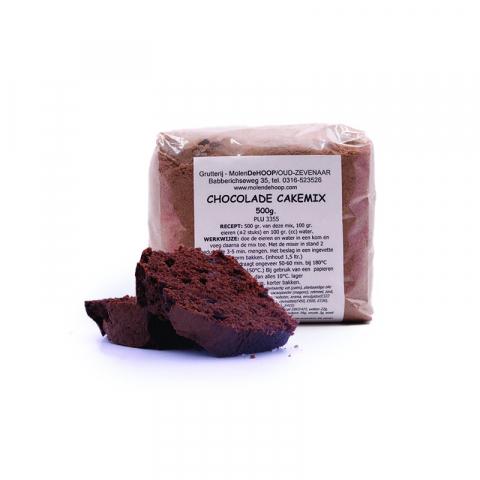 Molen de Hoop Chocolade cakemix - 500 g