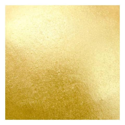 Rainbow Dust Edible lustre - Metallic gold treasure