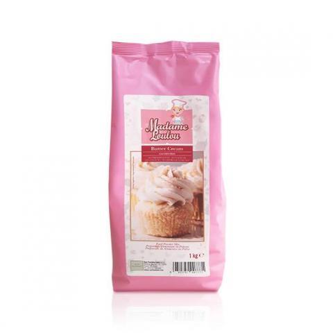 Madame Loulou Glutenvrije botercrème - 1 kg