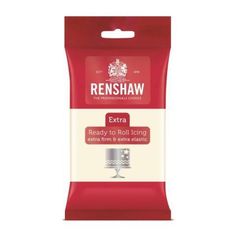 Renshaw Rolfondant Extra - Witte chocolade 250 g