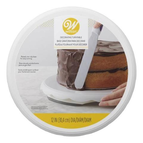 Wilton Draaitafel voor taarten - Ø30 cm