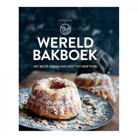 Wereld Bakboek - Stefan Elias - 9789463887045