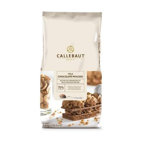 Callebaut Chocolademousse - Melk 800 g