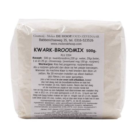 Molen de Hoop Kwarkbroodmix - 500 g