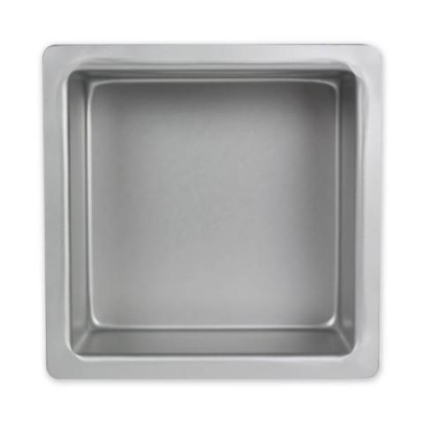 PME Taartpan vierkant - 25,4x25,4x7,6 cm