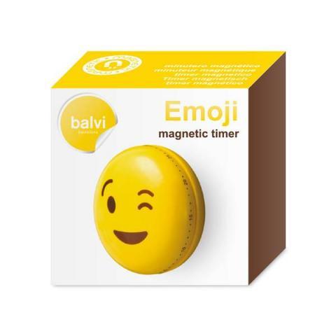 Balvi Magnetische kookwekker - Emoji 2