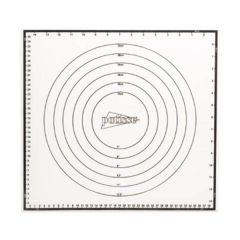 Patisse Siliconen werkmat - 42x39 cm