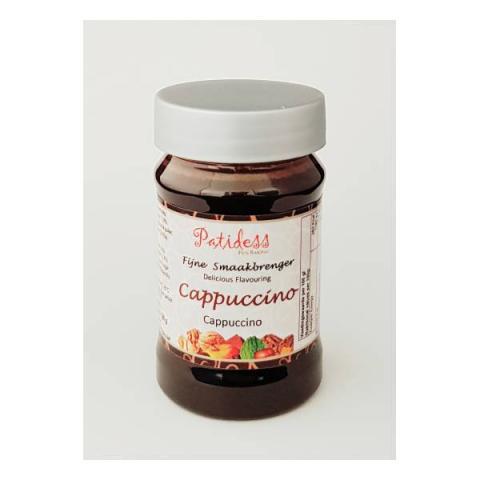 Patidess Smaakpasta - Cappuccino 120 g