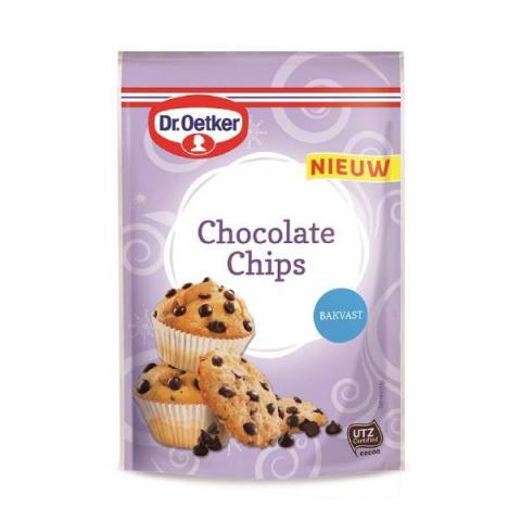 Dr. Oetker Chocolate chips - 100 g