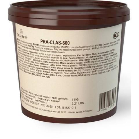 Callebaut Praline crème - 1 kg