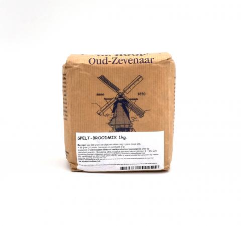 Molen de Hoop - Speltbroodmix 1 kg