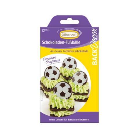 Günthart Chocolade voetballen