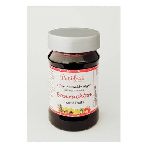 Patidess Smaakpasta - Bosvruchten 120 g