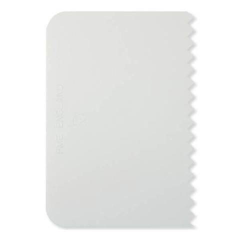 PME Side scraper - Comb 10,9x7,7 cm